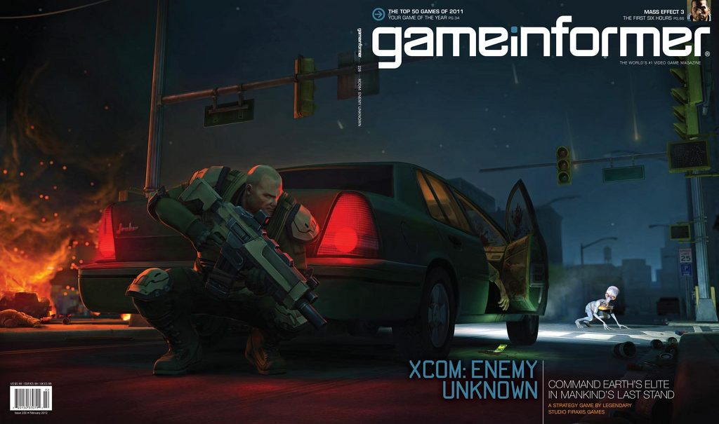 XCOM : Enemy Unknown 발표