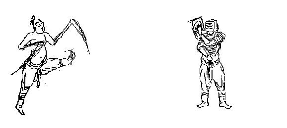 무예도보통지 권 2. 불라주마 고타