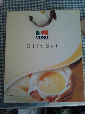 보노 스프 선물세트