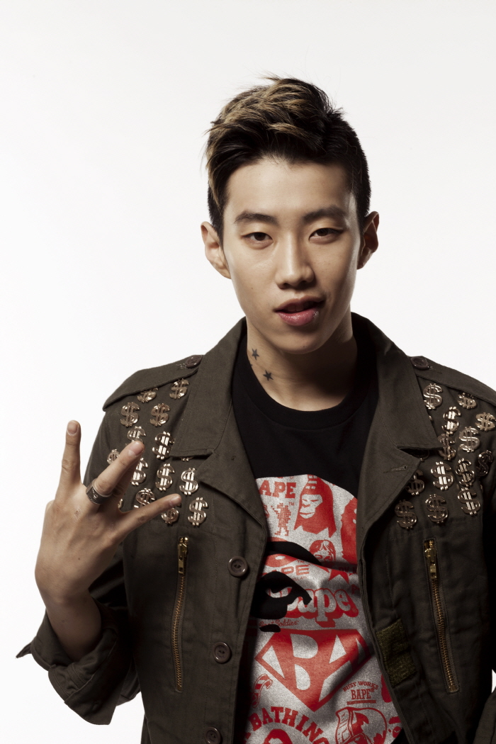 BY BLING VOL.12 COVER 'JAY PARK' B_CUT