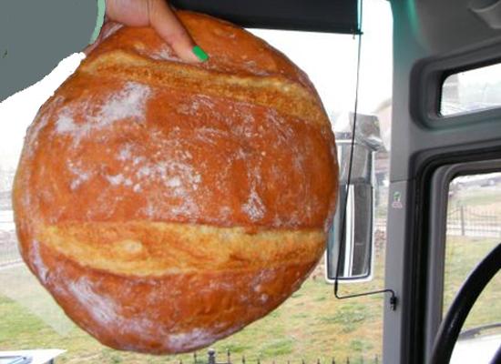 터키에 가면 꼭 방석 빵을...