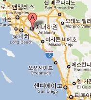 미국서부여행 3일차 (2): 캘리포니아 프리웨이