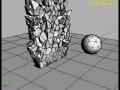 Voronoi Fracture Dynamics