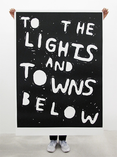 """""""To the Lights and Towns Below"""" Edition"""