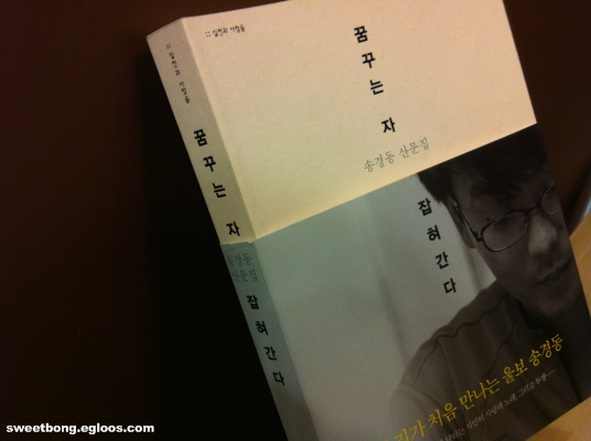 [도서] '희망'을 위해 달리다 <꿈꾸는 자 잡혀간다>
