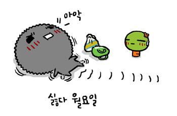 [2012.2.26] 마물포, 결론은 월요일.