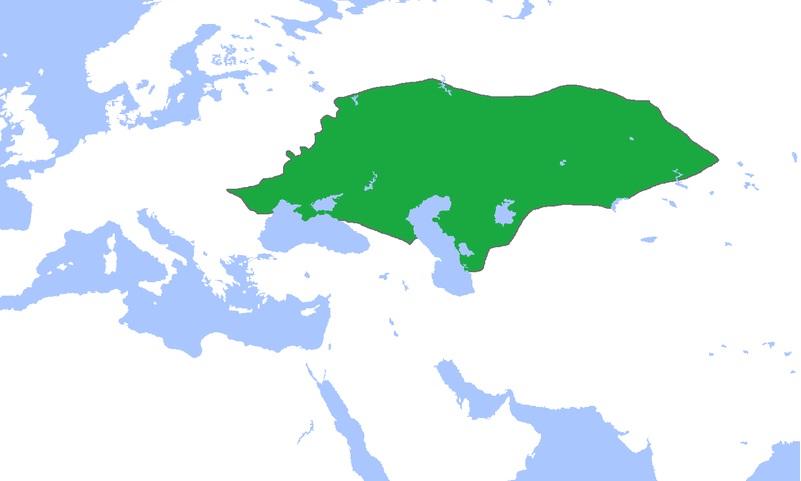 유럽의 유목민들 9-2. 몽골족-킵차크 칸국