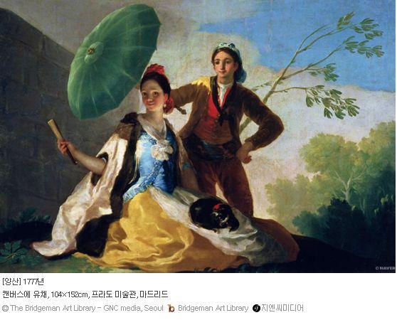 스페인 화가 고야(Francisco Kose de Goya)