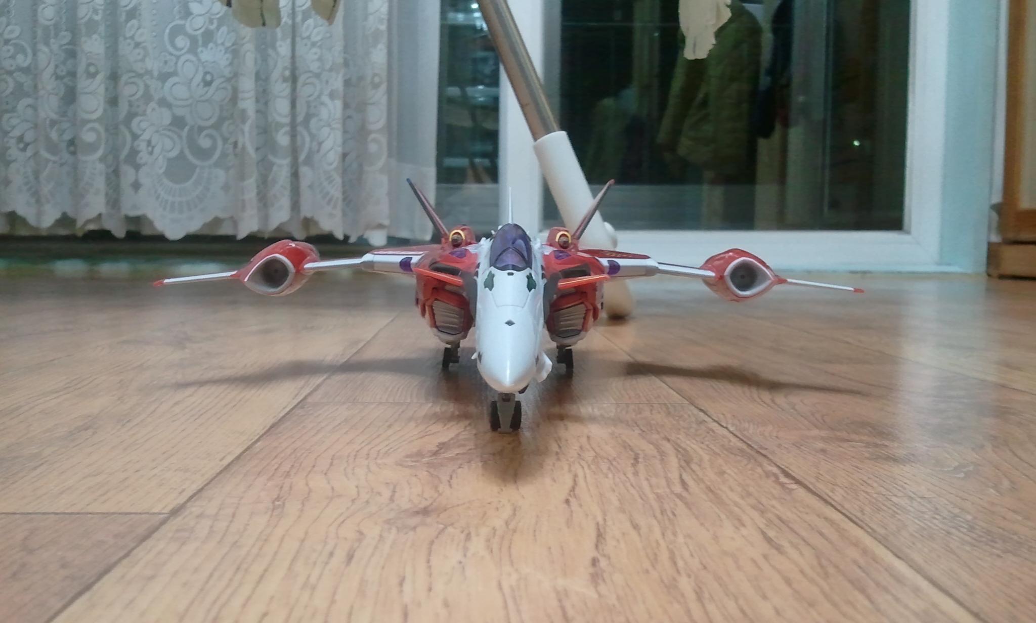 DX 초합금 YF-29 Durandal Valkyrie Alto Custom