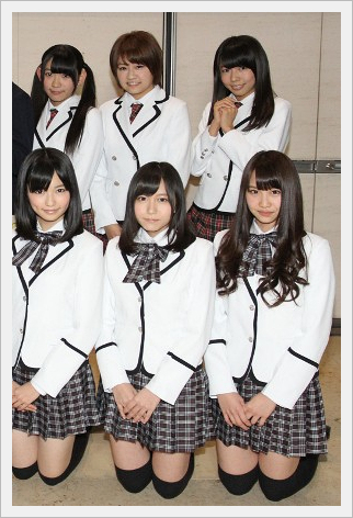 사립 바카레아고교, 쟈니즈 Jr.와 AKB48가 첫 공연