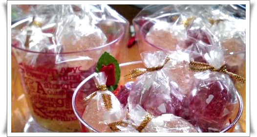 화이트데이 수제 사탕을 만들기, 연금술을 해봅시다!!