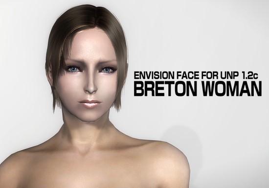 envison Face UNP판 1.2c