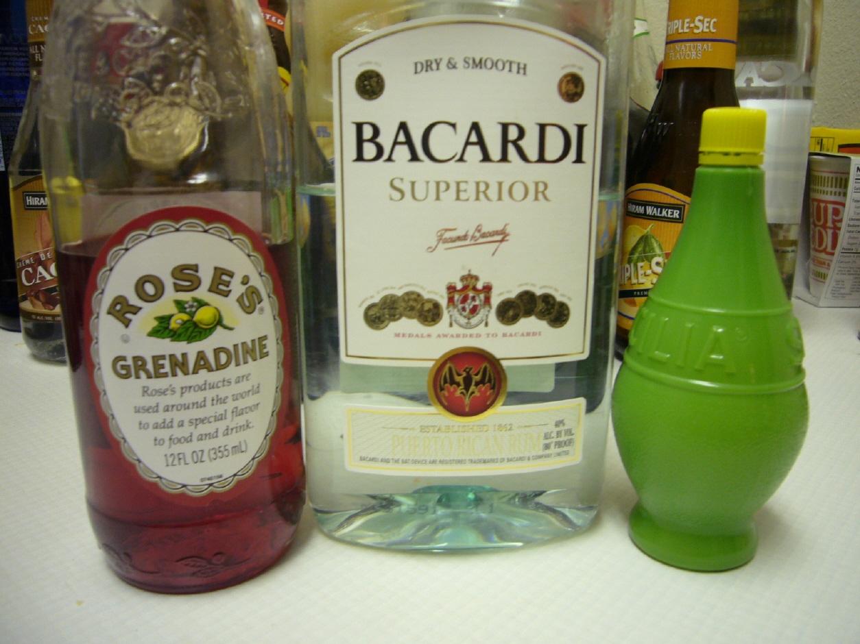 [CockTaiL] 바카디 / Bacardi Cocktail