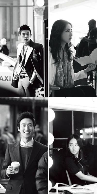 유리 :: SBS 드라마『패션왕』-『더블유』2012년 4월..