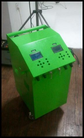 방금 공장에서 나온 땡큐에너지 배터리 복원기 T2