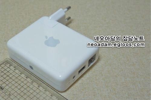 [Apple] 에어포트 익스프레스 사용기