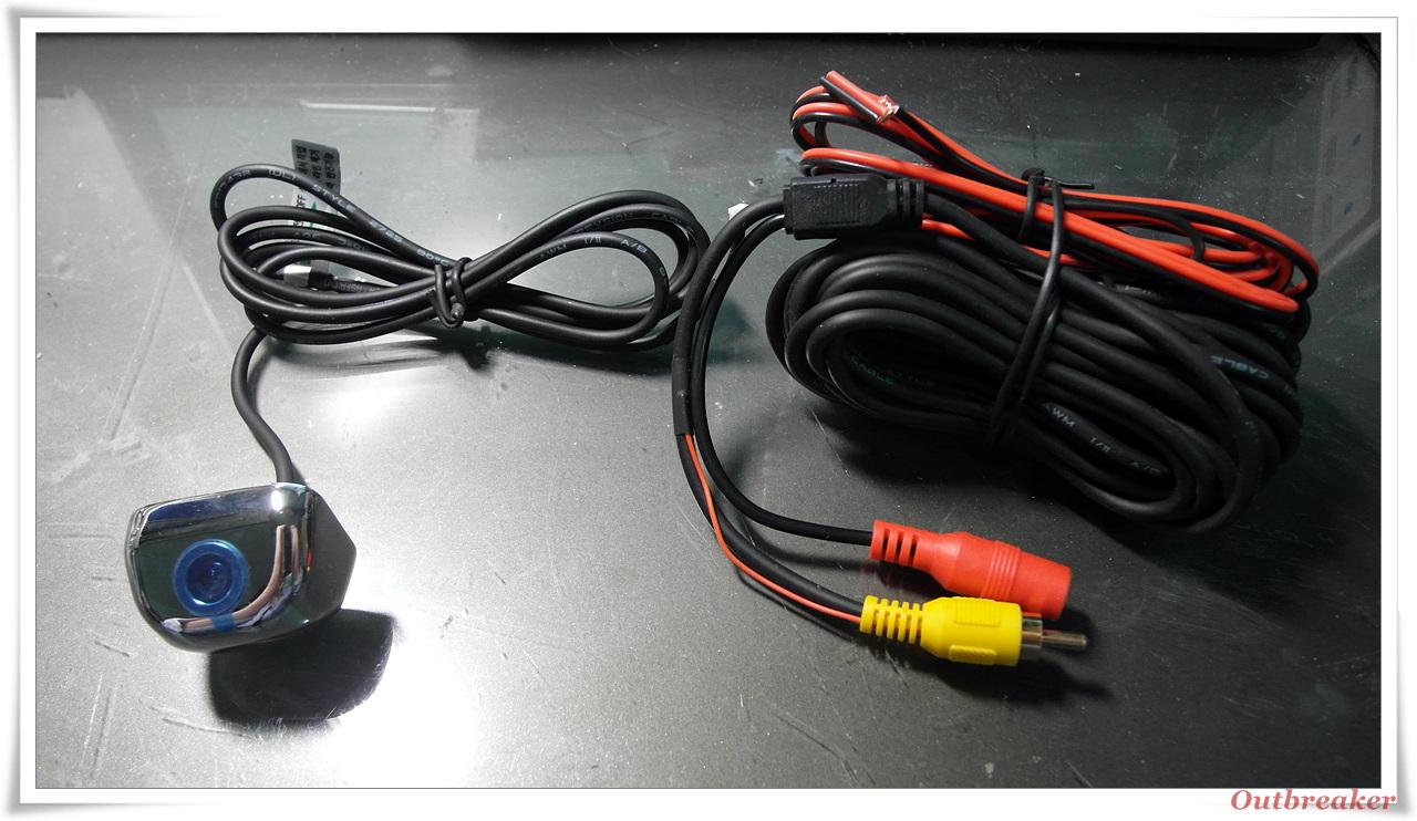 SM5 New Impression에 후방카메라 장착하기 - 1