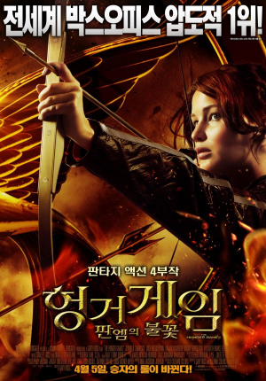 헝거게임 : 판엠의 불꽃 - 원작을 본 사람들을 위한 영화