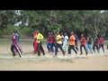 탄자니아 군인들의 힘찬 구보