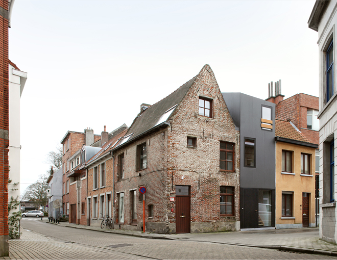 Terraced house - Ghent