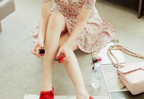 [스타일링 제안] 봄 날의 미팅룩