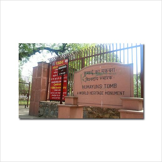 [India][Delhi] Humayun's Tomb