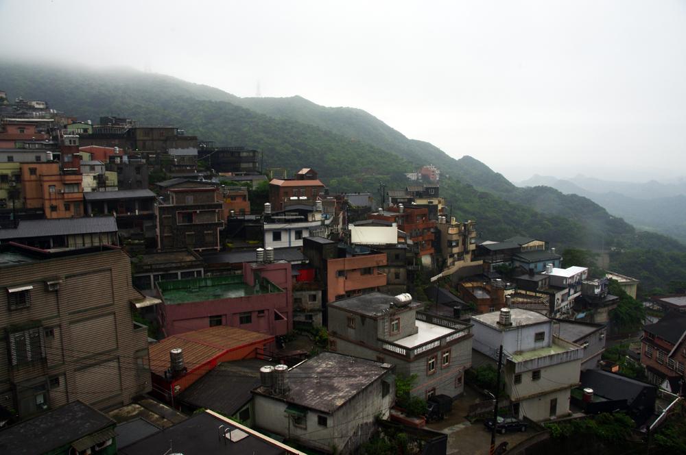 [2012대만] 2일 지우펀, 황금박물관, 단수이 야시장