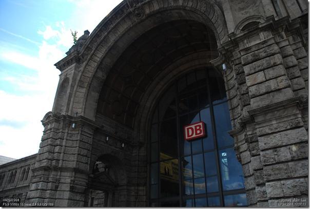 유럽여행 6일차 (3) 독일철도박물관