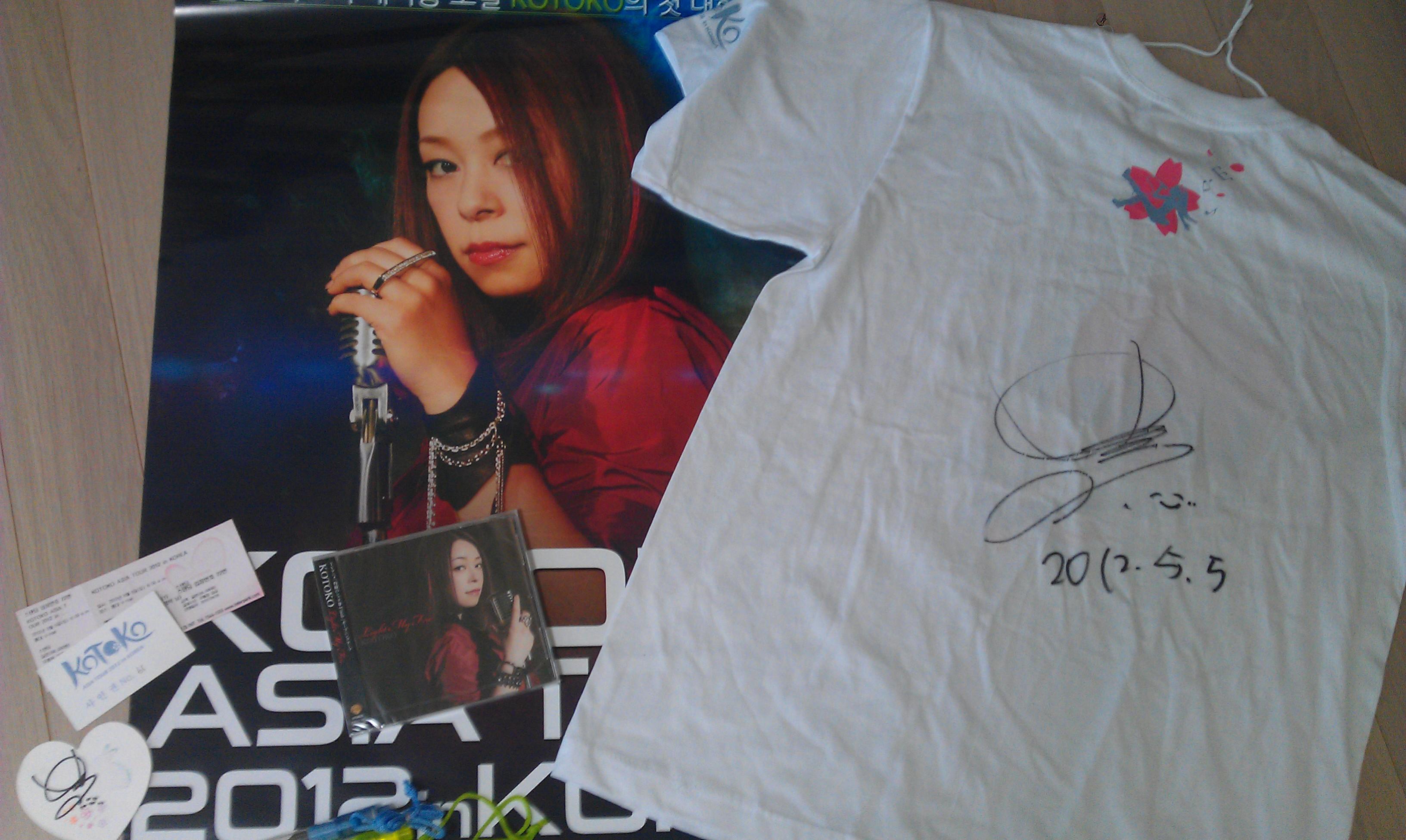 [12.05.05] KOTOKO ASIA TOUR 2012 IN KOREA
