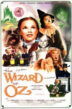 오즈의 마법사 - 미국인을 위한 신화가 된 고전 영화