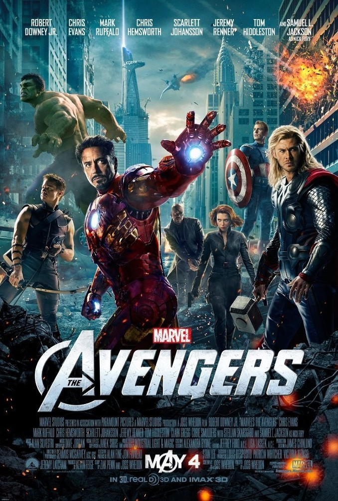 120518 목동CGV The Avengers (2012)