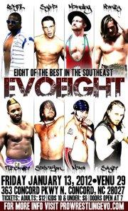 Pro Wrestling EVO 2012.01.13 EIGHT 리뷰