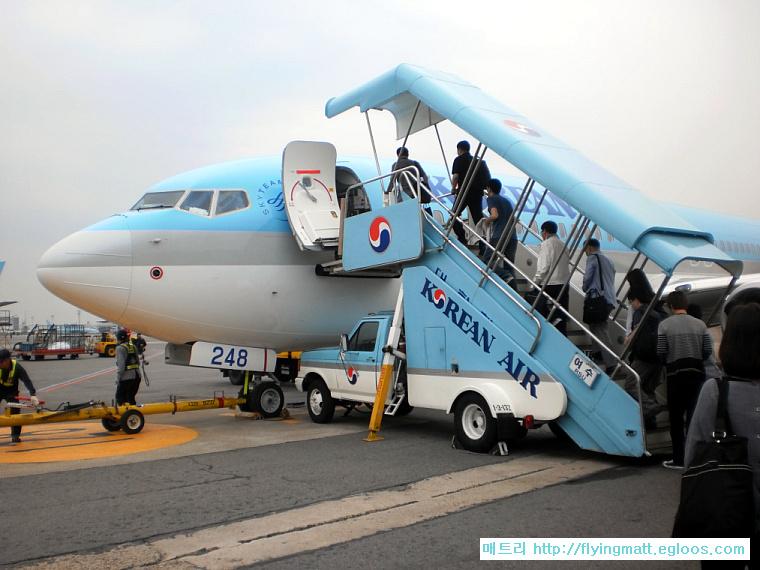 KE1331/KE1340 GMP↔RSU / 대한항공 김포↔여수 / 2012
