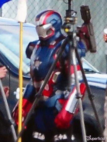 """'아이언맨 3""""가 벌써 촬영이 시작이 되는군요."""