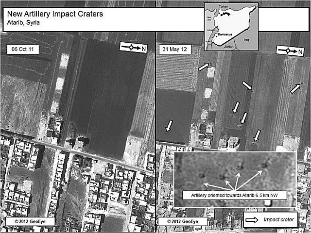 미국 국무부, 아사드군의 대규모 공격을 암시하는..