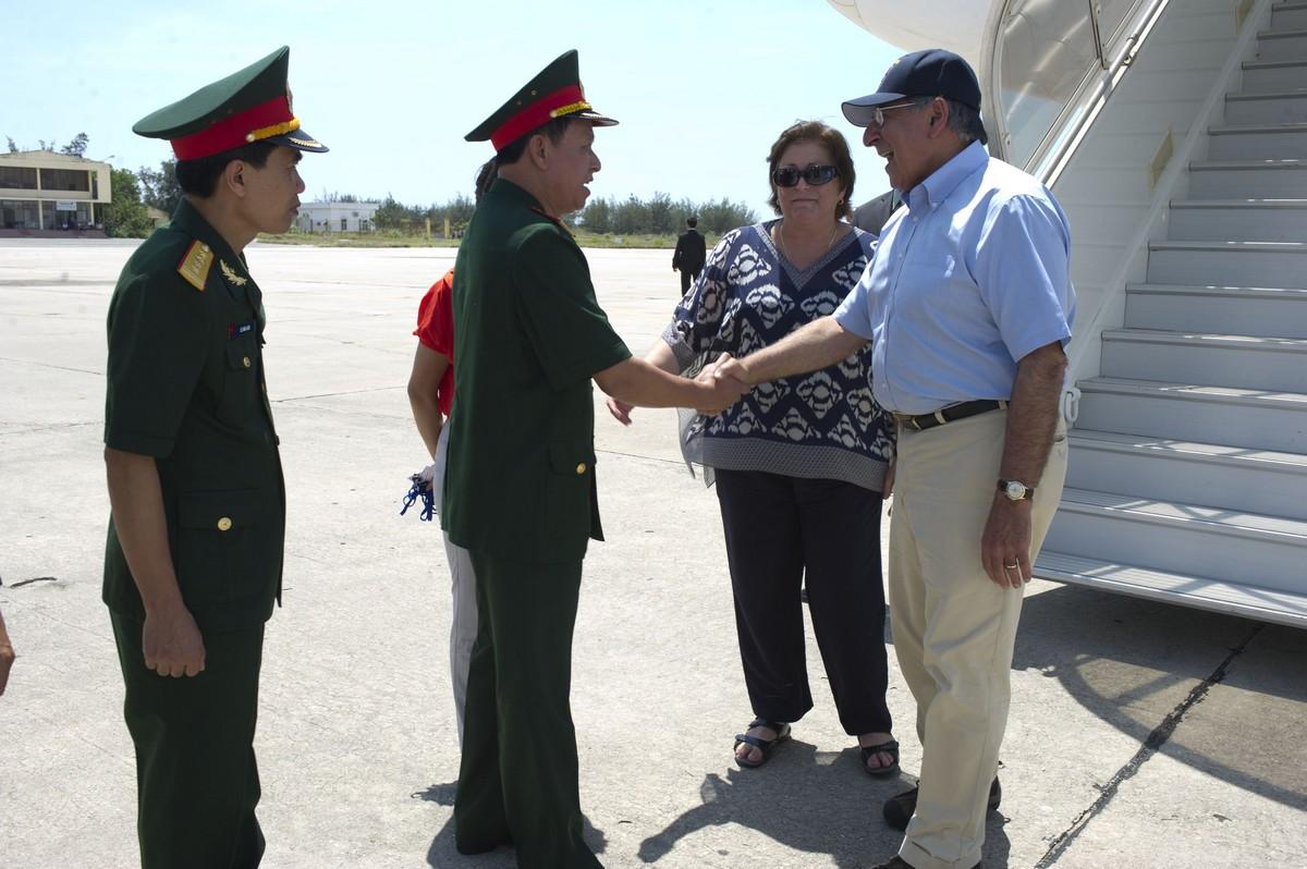 베트남과의 군사 관계를 확대하려는 미 국방성