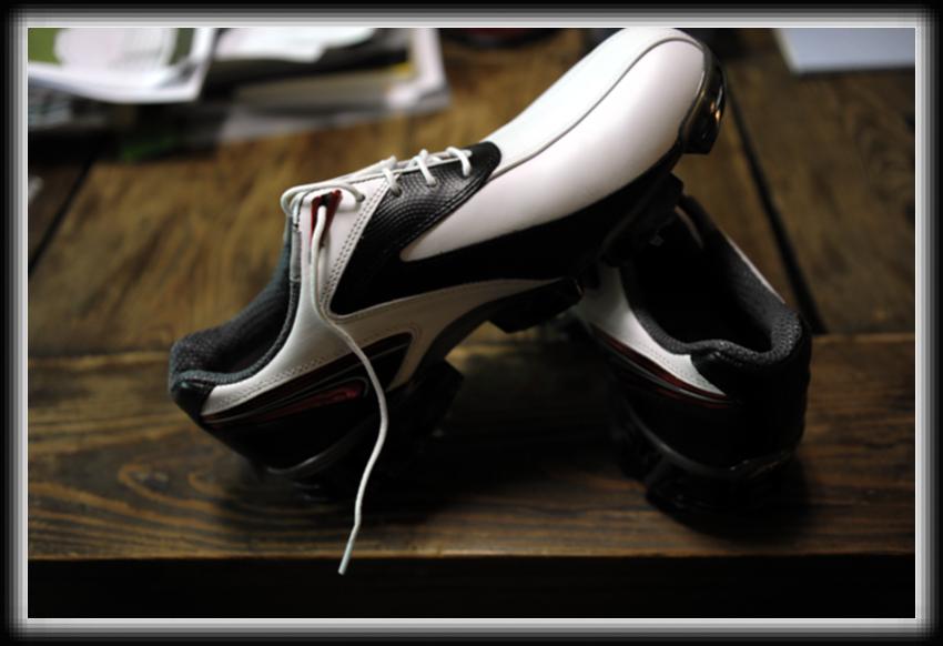 풋조이 XPS-1 : 골프화도 디자인이다.