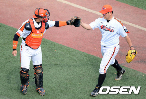 2012/06/06 vs LOTTE GIANTS