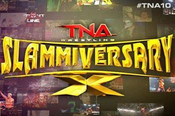 TNA Slammiversary X 간단 리뷰