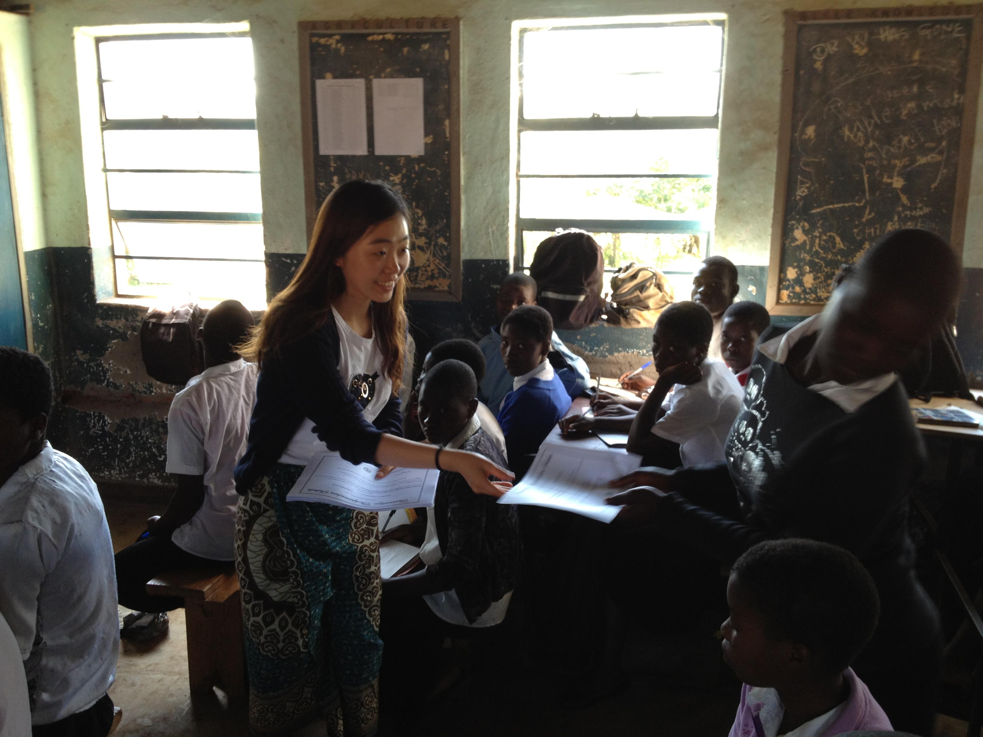 Chichewa 공부하기, Day 2