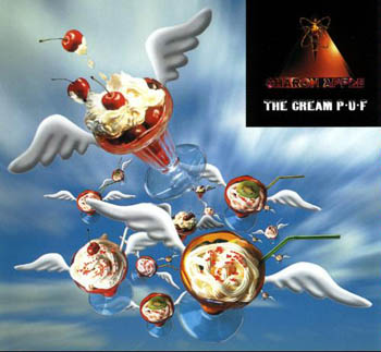 SHARON APPLE - THE CREAM P.U.F. (MA..