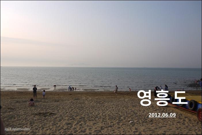 인천 - 영흥도 (십리포 해수욕장)