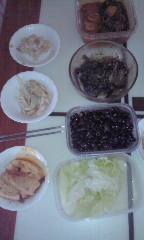 다이어트8일째 점심식사