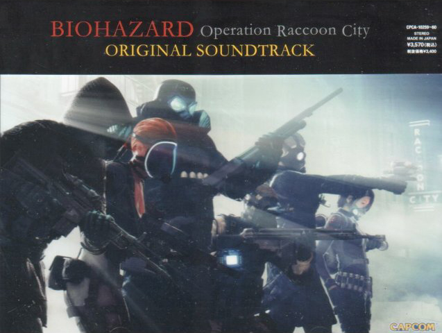 BIOHAZARD Operation Raccoon City ORIGIN..