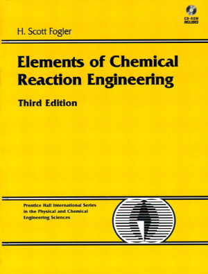[Solution] Elements of Chemical Reaction ..