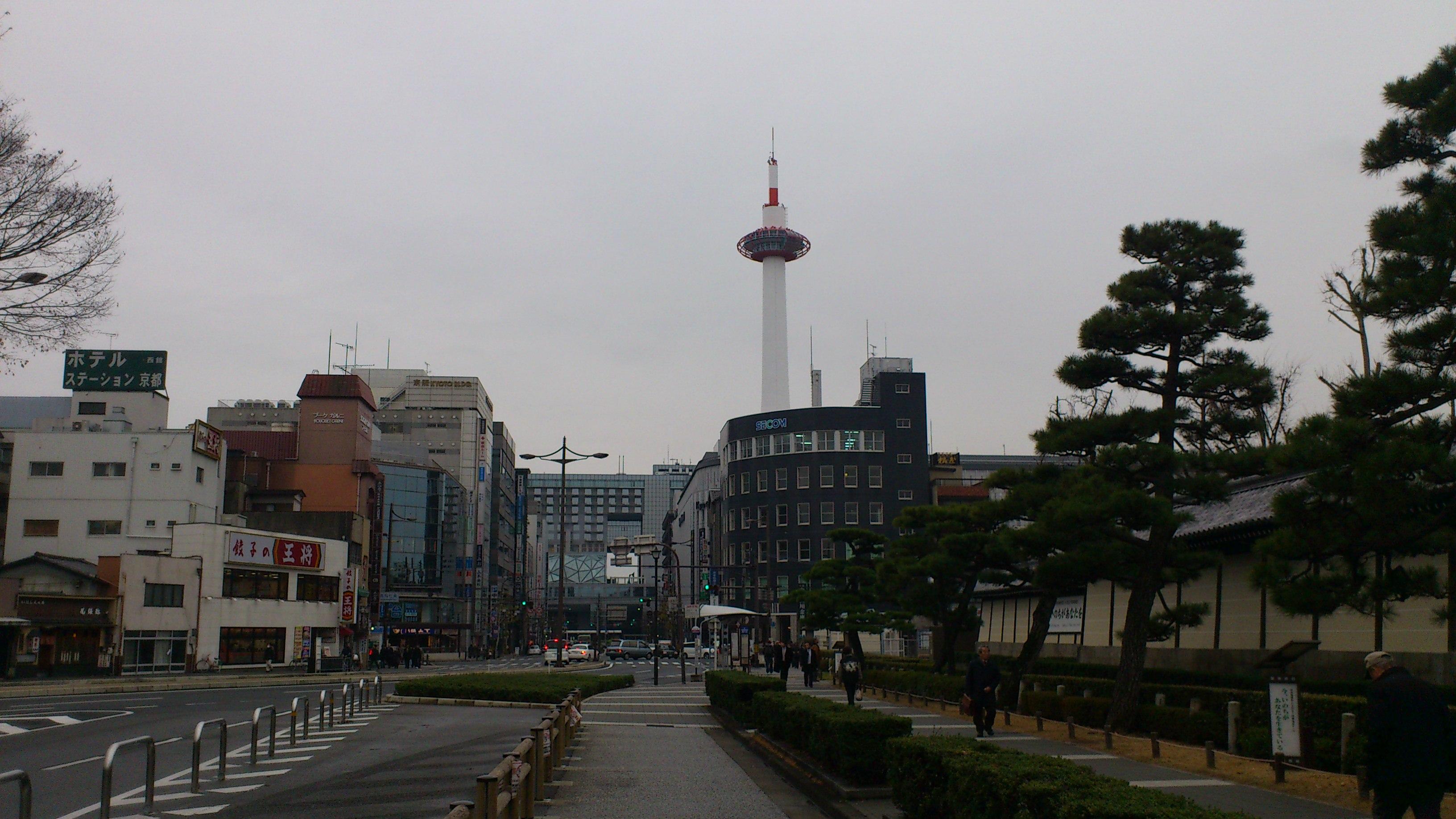 2012. 01. 오사카 여행 두번째 - 6. 히가시혼간지 / ..