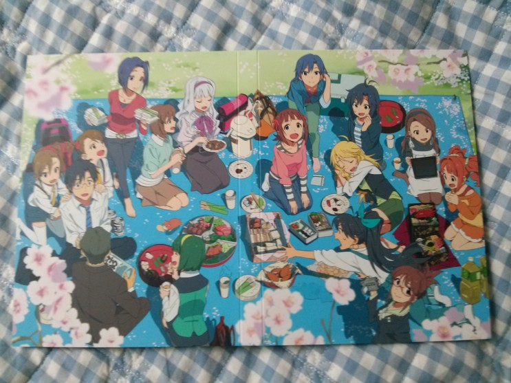 THE iDOLM@STER DVD 9권!