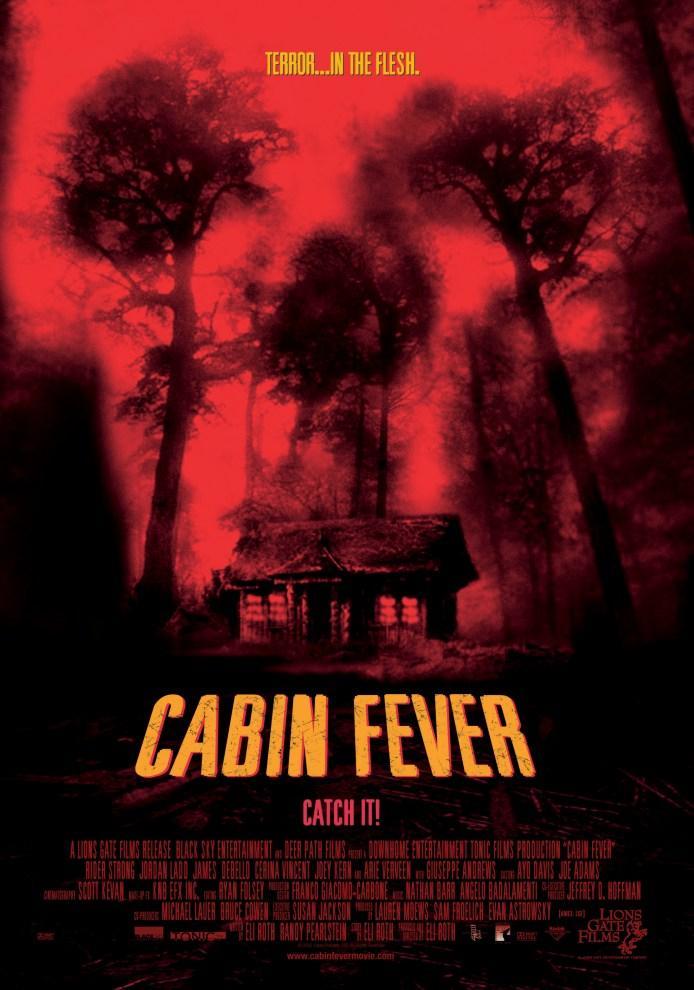 캐빈 피버 (Cabin Fever, 2002)