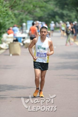 2012 제6회 남산 HOT Summer 혹서기마라톤