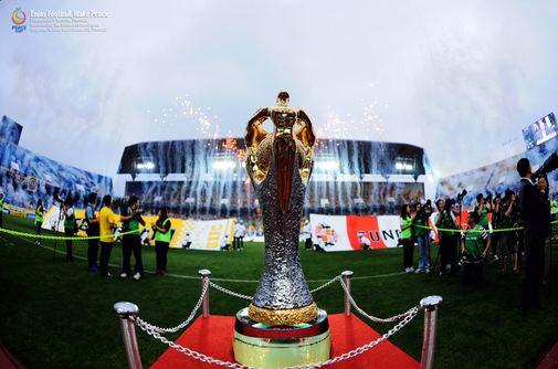 강자도 약자도 없는 피스컵 2012.